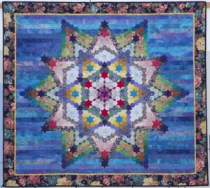 Read more about the article Traditional Hexagon Quilt